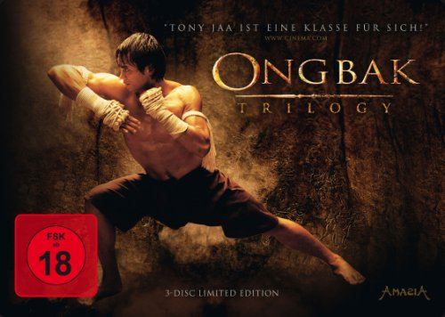 Bild von Ong-bak Trilogy (Limited Edition, 3 Discs, Steelbook)