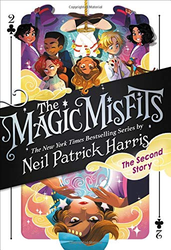 The Magic Misfits: The Second Story por Neil Patrick Harris