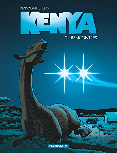 Kenya, tome 2 : Rencontres