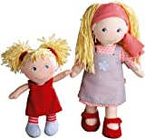 HABA 300128 - Puppen-Schwestern Lennja & Elin