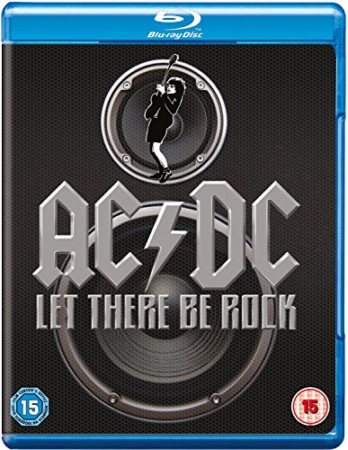 Ac/Dc  – Let There Be Rock (Fully Remastered) [Reino Unido] [Blu-ray] 51 2BZuHh 2BaAL