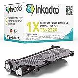 Toner Inkadoo Kompatibel für Brother MFC L2700 DW/DN, L2740 DW, HL L2340 DW ersetzt TN-2320 2.600 Seiten