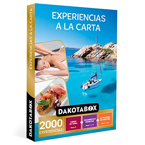 Dakotabox Expériences à la Carte Coffret Cadeau, Unisexe Adulte, Standard