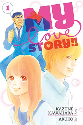 My Love Story!!, Vol. 1 (English Edition) Tall Mens Tie