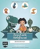 Tierisch süße Häkelfreunde - Die Dinos kommen: Dinosaurier, Mammuts und andere Amigurumis häkeln - Amigurumipatterns.net