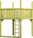 WINNETOO Giga Spielturm Grundmodell 1737