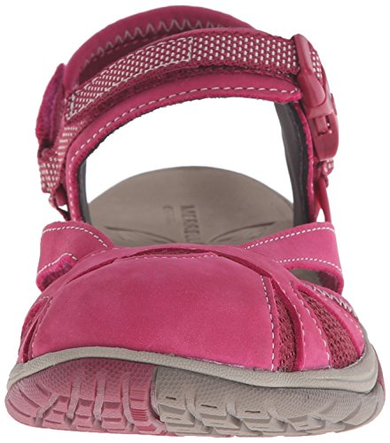 Merrell AZURA WRAP Damen Sport & Outdoor Sandalen Pink (Raspberry)