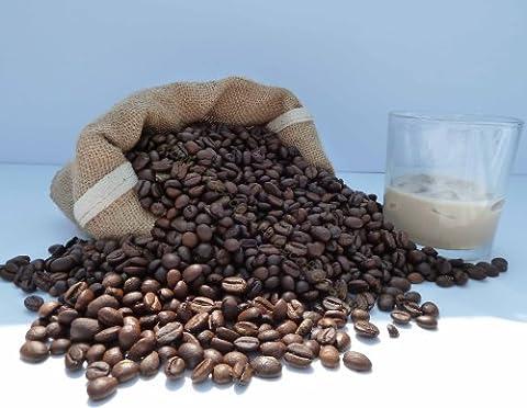 Irish Cream Flavoured Decaffeinated Coffee (200g,