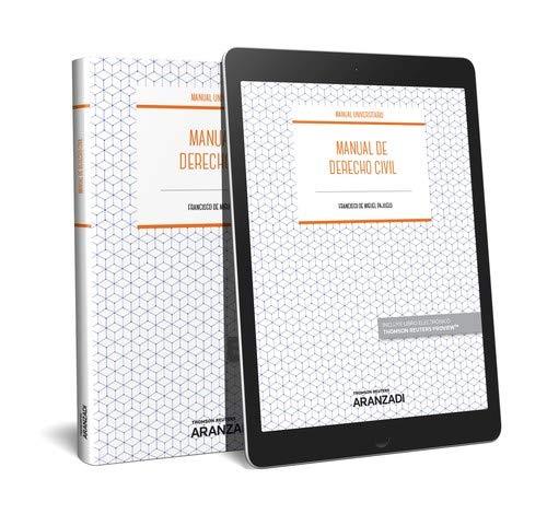 Manual de derecho civil (Manuales)