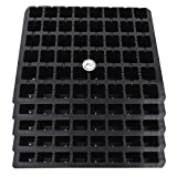 #10: Seedling Tray (Square 48 Holes) Pack of 5 By Kraft Seeds