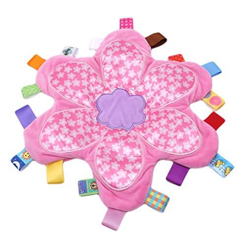 LIGHTBLUE Nettes Neugeborenes Säuglingshandtuch Cartoon Muster Decke Baby Spielzeug Lernen & Bildung Babypflegeprodukte