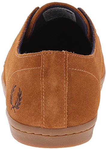 Fred Perry Byron Low Uomo Scarpe Ginger - moosestruckaccessories.com 941139f618f