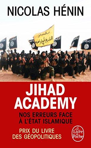 Jihad Academy par Nicolas Hénin