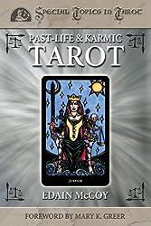 Past-Life & Karmic Tarot (Special Topics in Tarot Series) by Edain McCoy (2004-07-08)