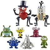 Bin Weevils and Bin Bot Figure Pack