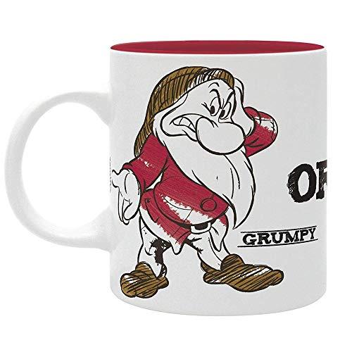 Schneewitchen - Grumpy - Tasse | offizielles Merchandise von Disney