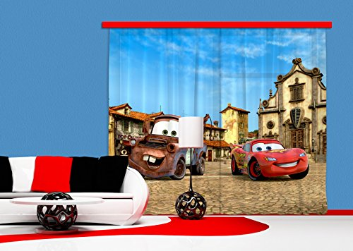 Ag design tenda/tenda fcc xxl 4001bambini disney cars