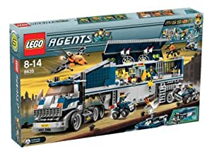 Lego Agents Mission 6 Lego Agents 8635 - Mis...