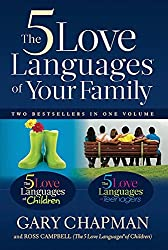 The 5 Love Languages of Your Family by Gary Chapman (2015-05-15)