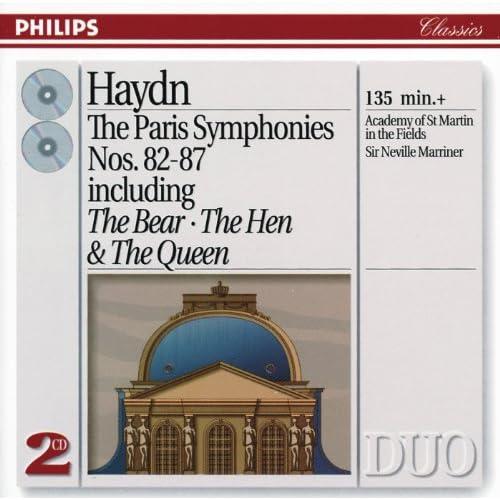 Haydn: The Paris Symphonies Nos. 82-87 (2 CDs)