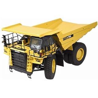 Komatsu HD785-7 Dump Truck 1/50 by NZG 857 by NZG