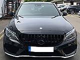 CKS AMG GTS Gitter NEU Facelift Look von ab schwarz 205gt-gr-360-bk