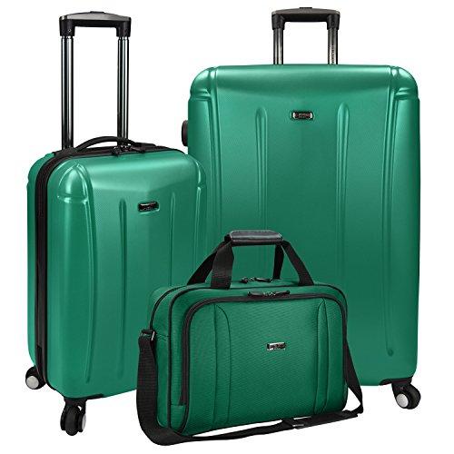 us-traveler-hytop-3-piece-spinner-luggage-set-green