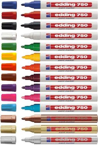 Edding 2-4 mm,