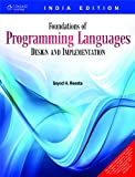 Foundations of Programming Languages Design and Implementation
