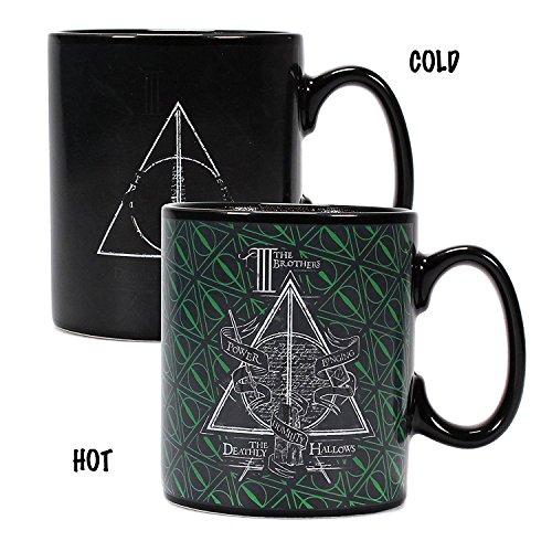 Harry Potter La chaleur Changement Mug???Reliques