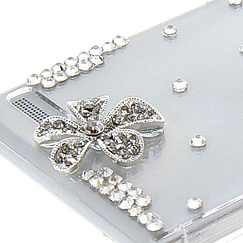MOONCASE Bling Crystal Shell Diamond Cover Housse Coque Etui Case Pour Apple iPhone 6 Plus A14414