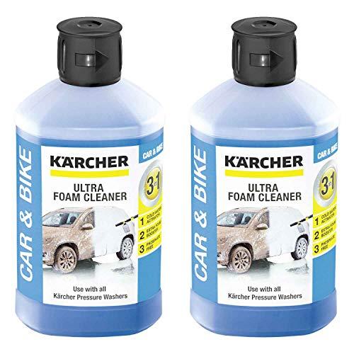 Kärcher RM 615 Ultra Foam Cleaner 1000ml, 2er Pack (2 x 1000ml)