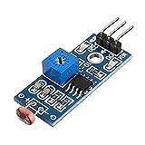 Module de Capteur de Photorésistance avec Comparateur LM393 pour Arduino