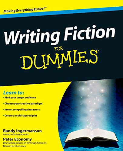 Writing Fiction For Dummies (For Dummies Series)