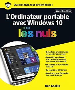 Pour les nuls nouvelle édition l'ordinateur portable avec.