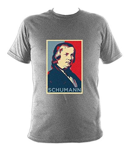 // Silver Sheep Tees // Robert Schumann T-Shirt ' Hope'