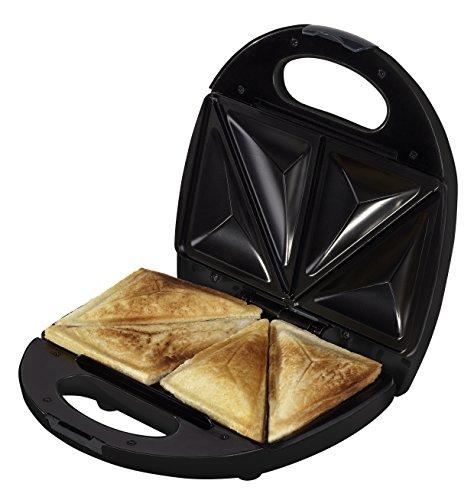 Breville VST037 2-Scheiben-Sandwich-Toaster, Schwarz
