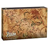 USAopoly The Legend of Zelda: Breath of the Wild Hyrule Map Jigsaw Puzzle