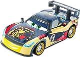 Cars Disney Pixar Carbon Fiber Racers - Miguel Camino (Dhm79)