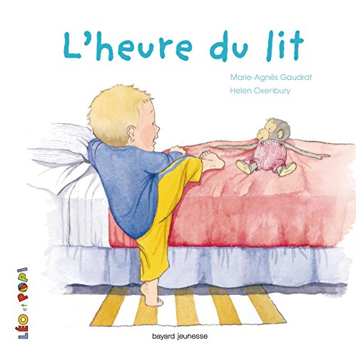 Léo et Popi - L'heure du lit par Marie-Agnès Gaudrat-Pourcel