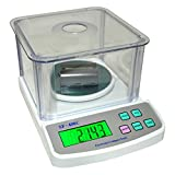 Baijnath Premnath Digital 500gm x 10mg (0.01g) Jewellery Weighing Scales with Wind shield
