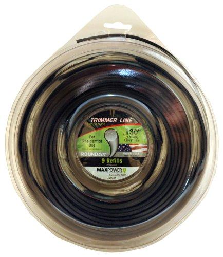 Grade Trimmer Line (Maxpower 333130privaten Grade rund .130-inch Trimmer Line 195-foot Länge)