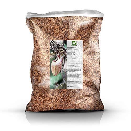 GREEN24 Orchideenerde FK Erde für Orchideen 5 Ltr. Premium Profi Linie Substrat Phalaenopsis, Cattleya, Dendrobium, Paphiopedilum, Cymbidium etc. (Feine Körnung 5 Liter)