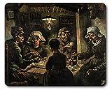 1art1 88863 Vincent Van Gogh - Die Kartoffelesser, 1885 Mauspad 23 x 19 cm