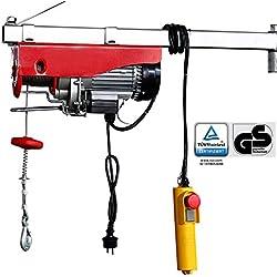 Treuil à câble électrique Treuil-Palan électrique (400/800 kg)