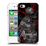Ufficiale Resident Evil Iron Maiden Gioco 4 Creature Cover Retro Rigida per iPhone 4 / iPhone 4S