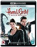 Locandina Hansel And Gretel Witch Hunters - 4K Uhd (2 Blu-Ray) [Edizione: Regno Unito]