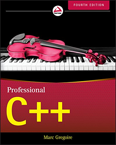 Professional C++ (English Edition)
