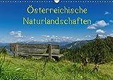 Österreichische NaturlandschaftenAT-Version (Wandkalender 2018 DIN A3 quer): Abbildungen österreichischer Landschaften (Monatskalender, 14 Seiten ) (CALVENDO Natur)