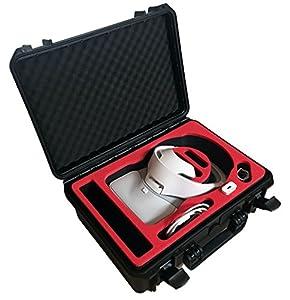 Valise professionnel pour le DJI Goggles et des nombreux accessoires - imperméable - antipoussière - de MC-CASES